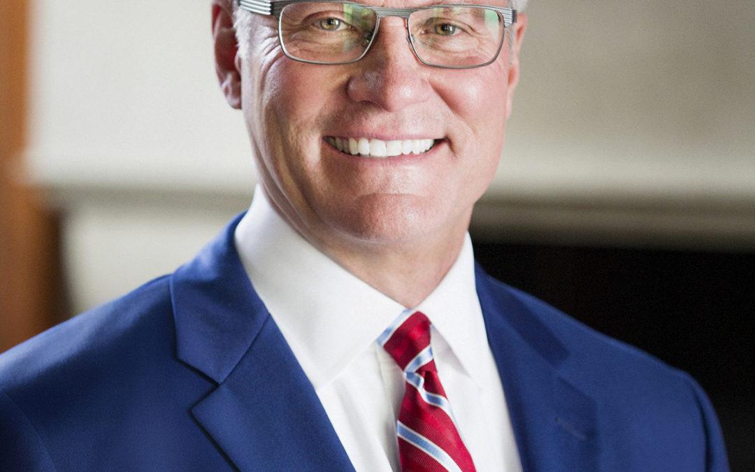 Drake Mills: Louisiana Tech's newest Tower Medallion recipient