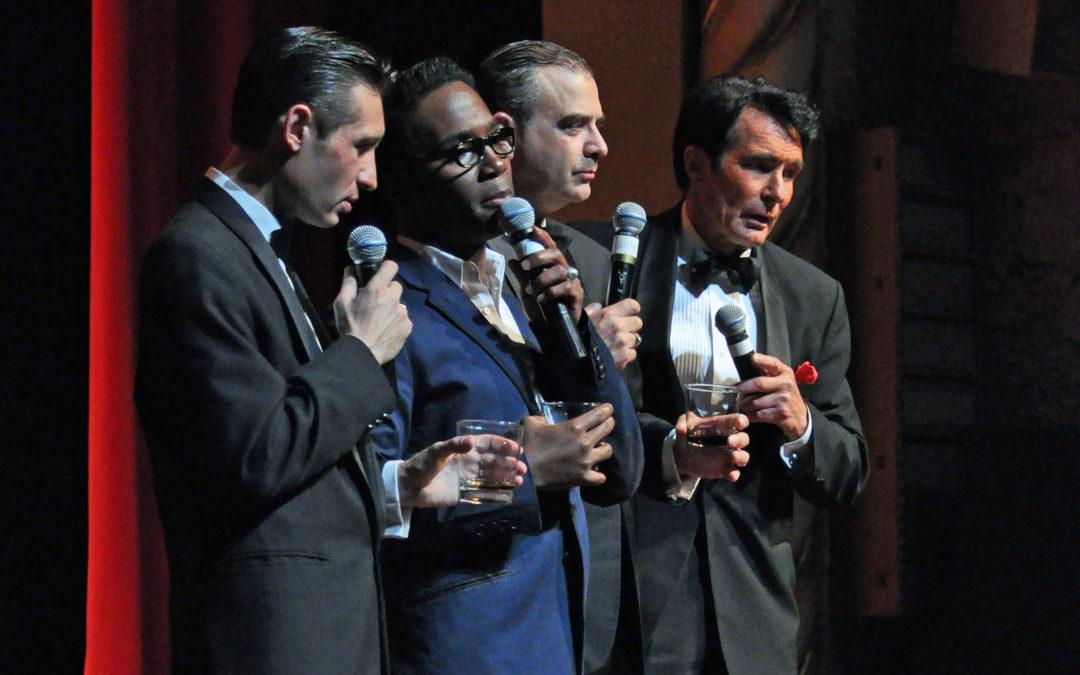 'Rat Pack' performs at Howard Auditorium May 2