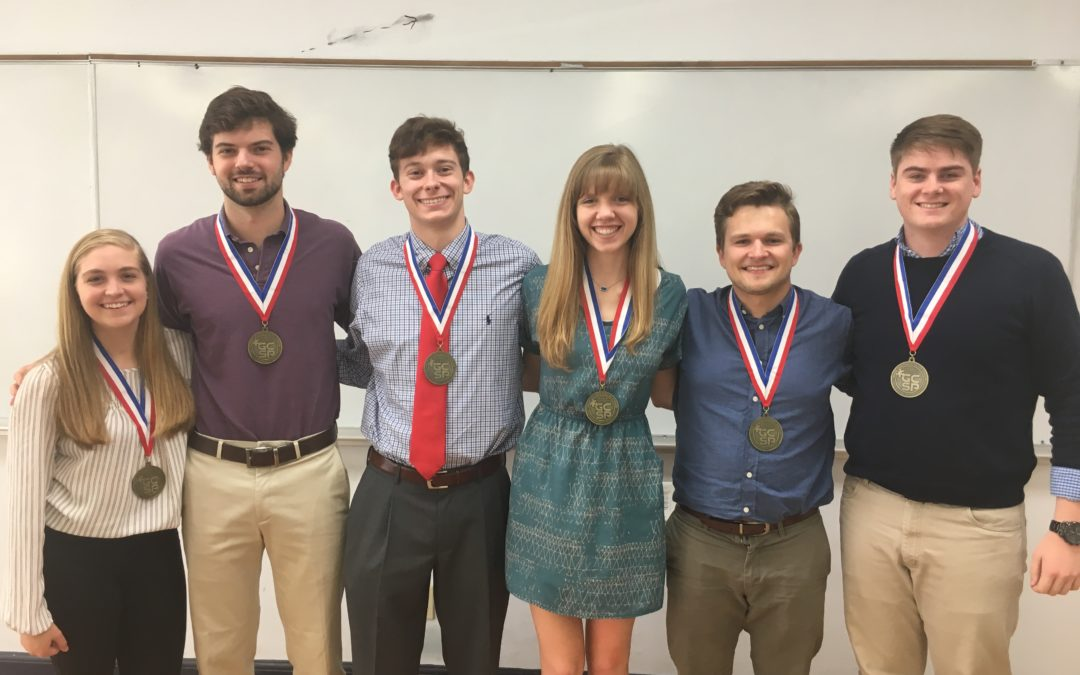 COES to graduate six Grand Challenge Scholars