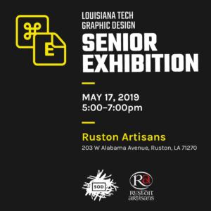 Design show poster