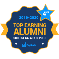 Payscale badge