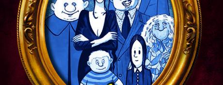 Addams Family logo