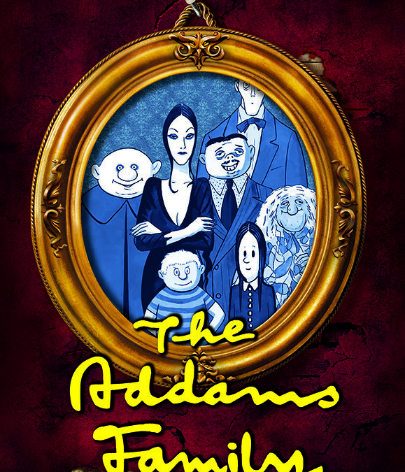 'The Addams Family: A New Musical Comedy' opens Oct. 22