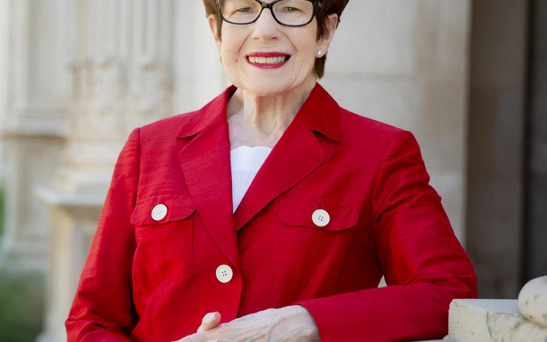 Dr. Bess Haley: 'Louisiana Tech shaped my life'