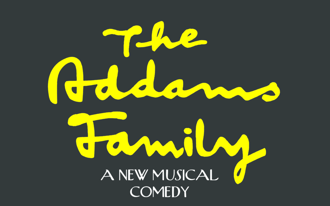 Auditions for fall musical comedy planned Sept. 16-17