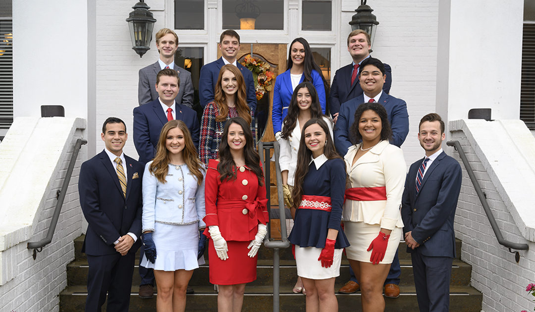 Tech announces members of 2019 Homecoming Court