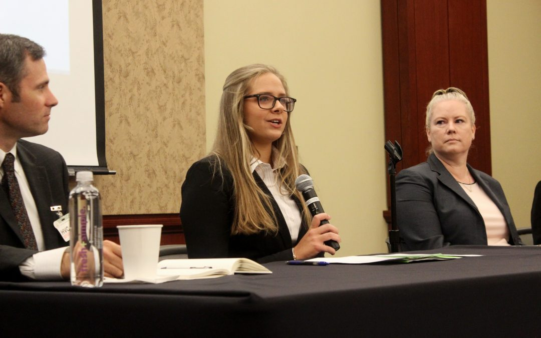 CIS undergrad represents Tech at Congressional Round Table
