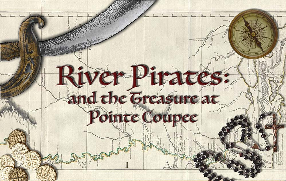 Auditions for 'River Pirates' scheduled Tuesday, Feb. 18