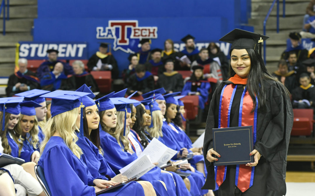 Romero reminds Tech graduates of transformational power of education
