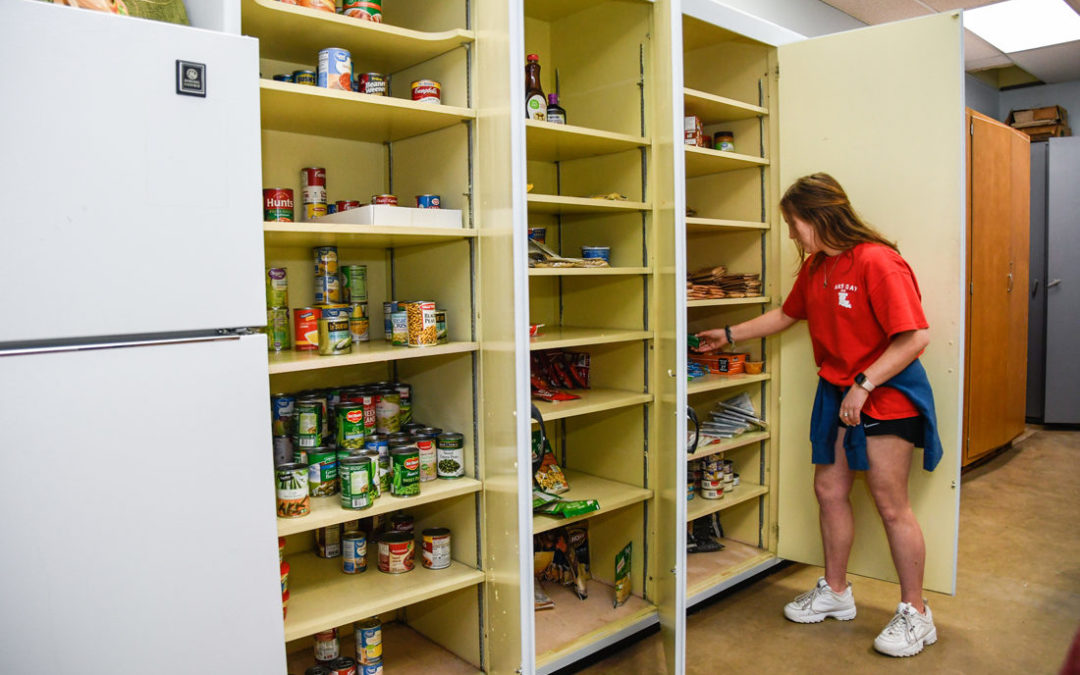 Louisiana Tech's Food Pantry ready to assist with student nutrition needs