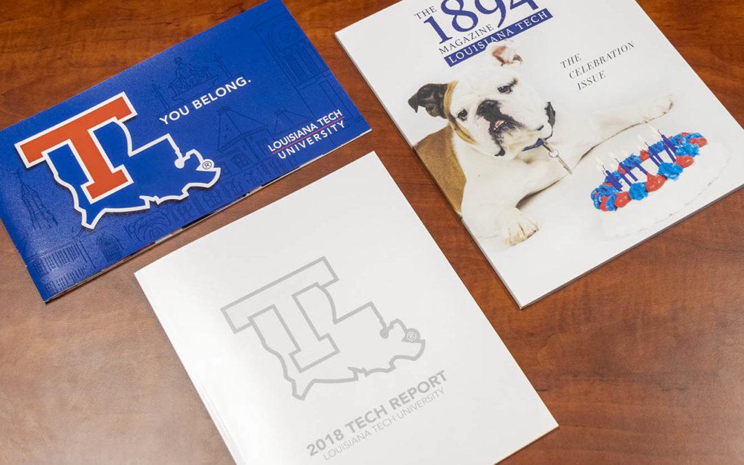 CASE honors Louisiana Tech communications work