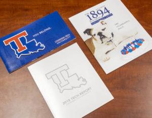 CASE recognized three Louisiana Tech publications.