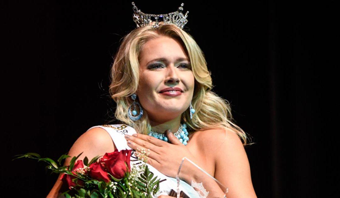 Grad student Courtney Hammons is Miss Louisiana 2020