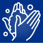 hand wash graphic