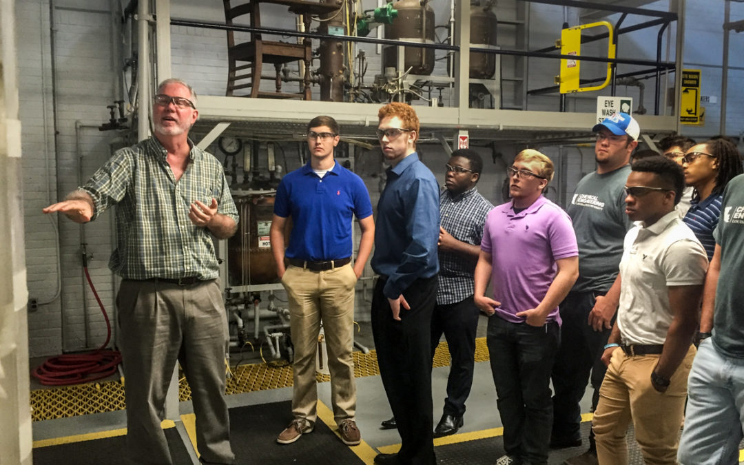 COES researchers receive NSF grant to study success factors for engineering students