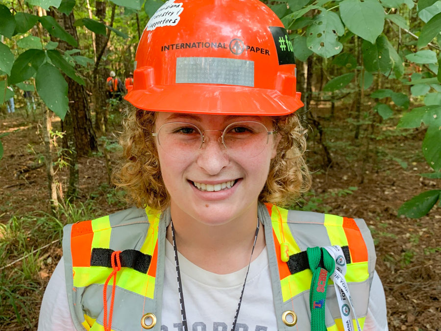 Forestry student captures $10,000 scholarship