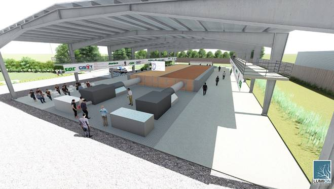 Trenchless Technology Center unveils plans for new facility