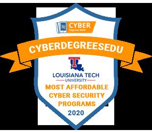 Louisiana Tech ranks as a top U.S. university for cyber security