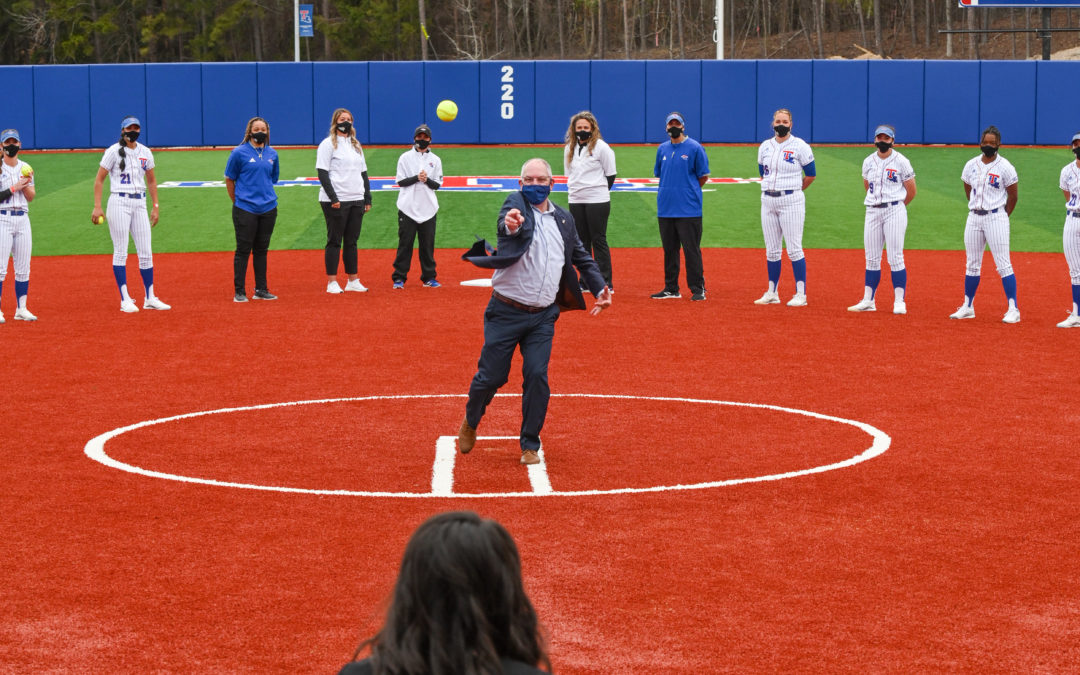 LA Tech baseball, softball facilities open