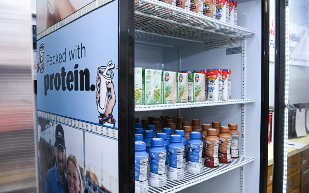 Good Nutrition Mission Food Pantry takes a new approach to food insecurity