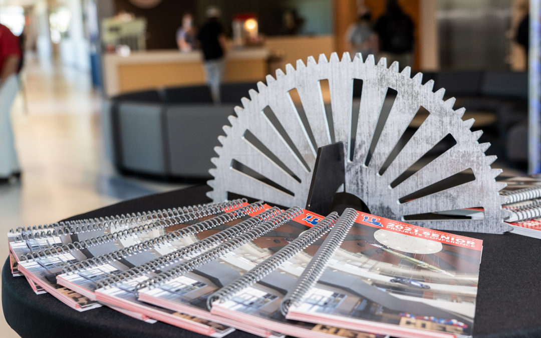 College of Engineering and Science hosts Senior Projects Conference