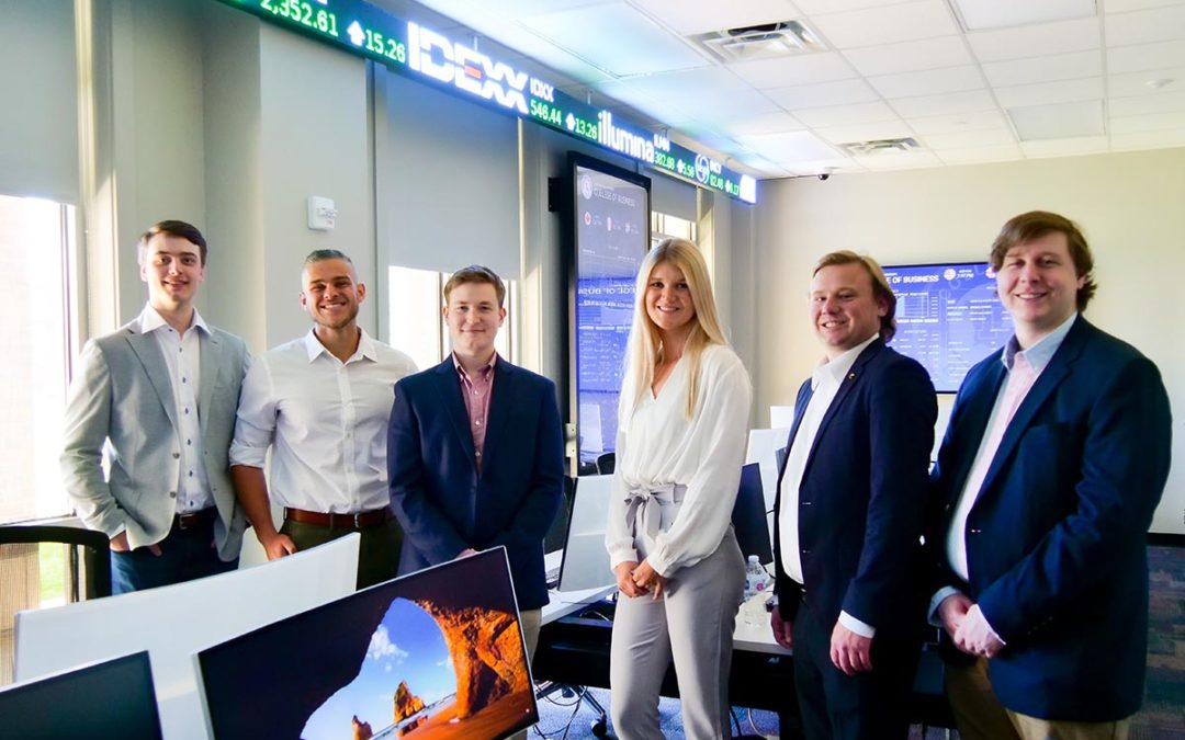 Student Managed Investment Fund sees significant gains in volatile market