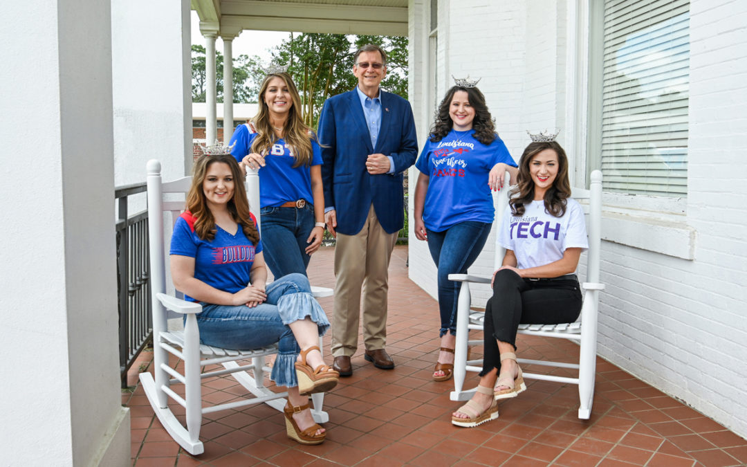 Tech Family has four competitors in Miss Louisiana pageant