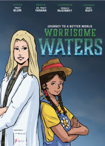 Worrisome Waters book cover