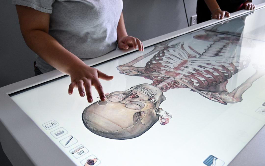 Hinckley Virtual Anatomy Lab a home run for health sciences