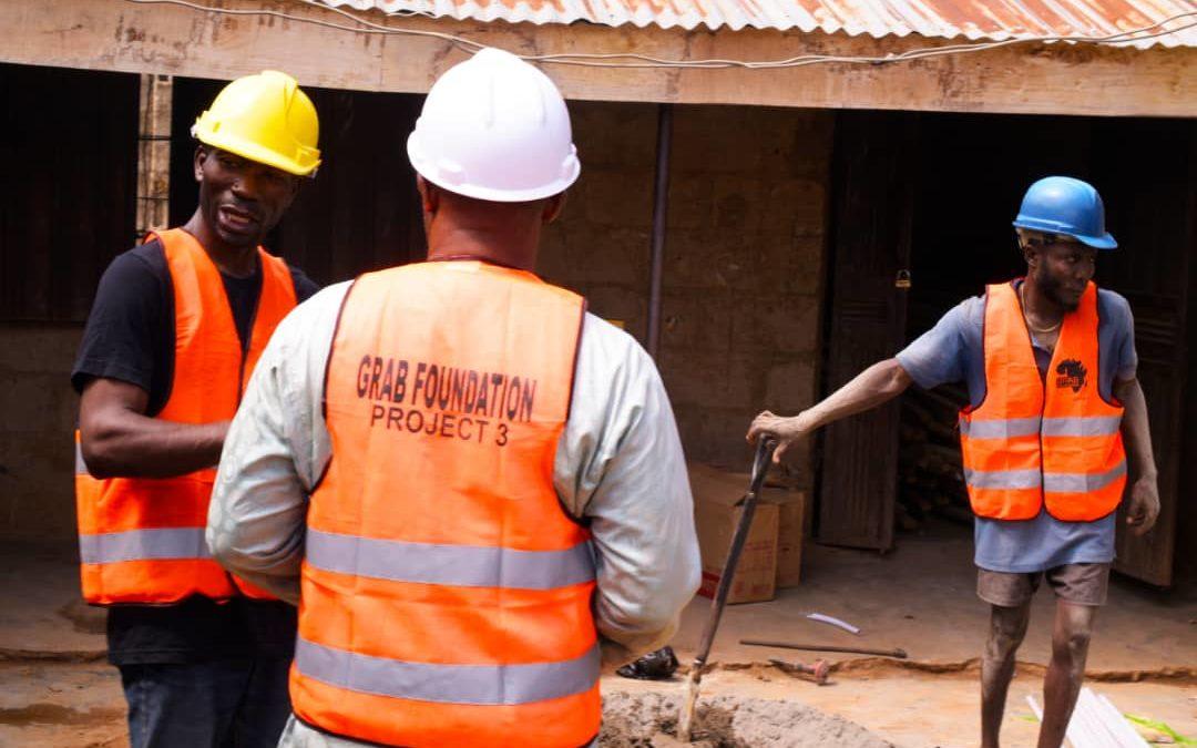 ETM major, Industrial Engineering alumnus' organization brings food and safety to Nigerian children
