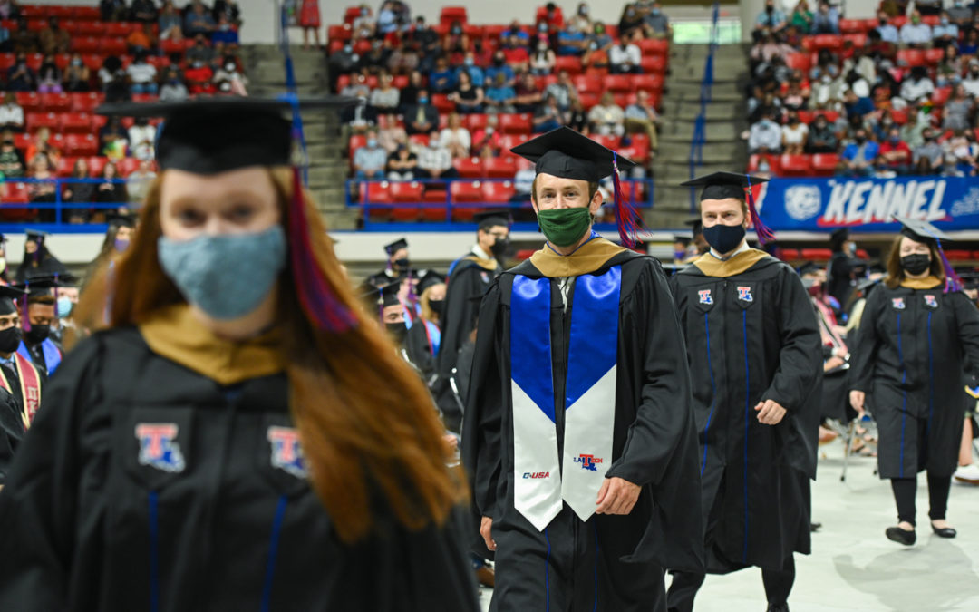 Carroll reminds graduates of their 'extraordinary opportunity'