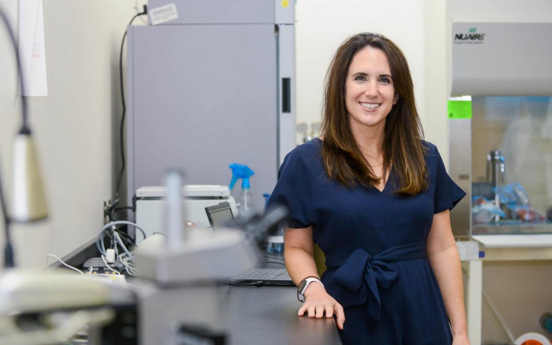 Biomedical professor to lead journal as executive editor