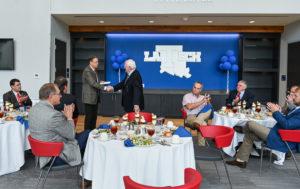 Contractors board luncheon meeting